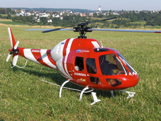 Alex´ Ecureuil AS350